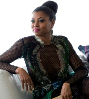 """EMPIRE: Taraji P. Henson as Cookie Lyon in the """"The Devils Are Here"""" Season Two premiere episode of EMPIRE airing Wednesday, Sept. 23 (9:00-10:00 PM ET/PT) on FOX.  ©2015 Fox Broadcasting Co. Cr: Chuck Hodes/FOX."""