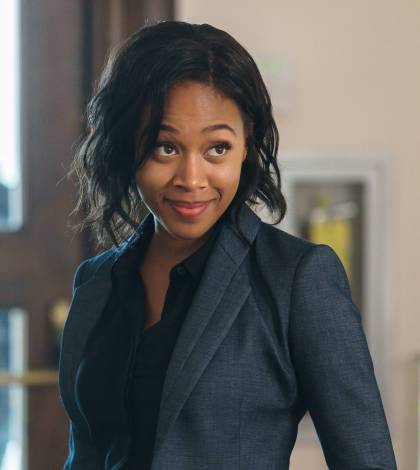 Nicole Beharie as Abbie Mills. Co. CR: Tina Rowden/FOX