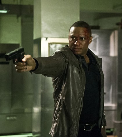 Pictured: David Ramsey as John Diggle -- Photo: Diyah Pera/The CW