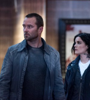 Pictured: (l-r) Sullivan Stapleton as Kurt Weller, Jaimie Alexander as Jane Doe -- (Photo by: Barbara Nitke/NBC)