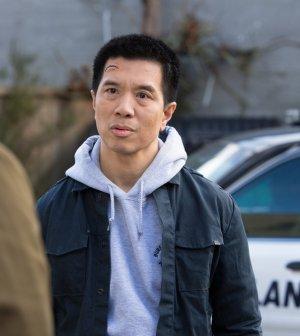 Pictured: Reggie Lee as Sergeant Wu -- (Photo by: Scott Green/NBC)