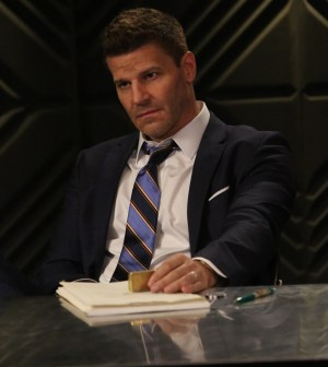 "BONES: David Boreanaz in the ""The Jewel In the Crown"" episode of BONES.  Co.  Cr:  Patrick McElhenney/FOX"
