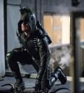 Stephen Amell as Green Arrow -- Photo: Diyah Pera/The CW