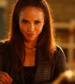 "LUCIFER: Lesley-Ann Brandt  in the ""Monster"" episode of LUCIFER 