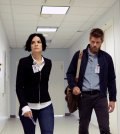 Pictured: (l-r) Jaimie Alexander as Jane Doe, Luke Mitchell as Roman -- (Photo by: Giovanni Ruffino/NBC)