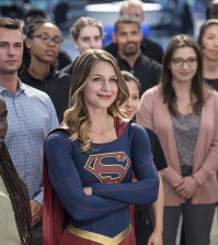 Pictured: Melissa Benoist as Kara/Supergirl -- Photo: Diyah Pera/The CW
