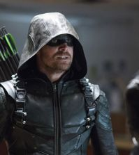 Stephen Amell as O:liver Queen/Arrow. Photo Credit CW Network