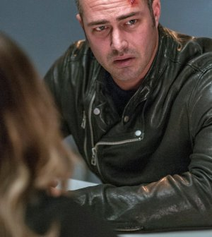 "CHICAGO P.D. -- ""Don't Bury The Case"" Episode 409 -- Pictured: Taylor Kinney as Kelly Severide -- (Photo by: Matt Dinerstein/NBC)"
