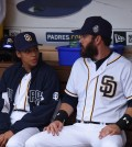 "PITCH: L-R: Kylie Bunbury and Mark-Paul Gosselaar in ""Scratched"" 