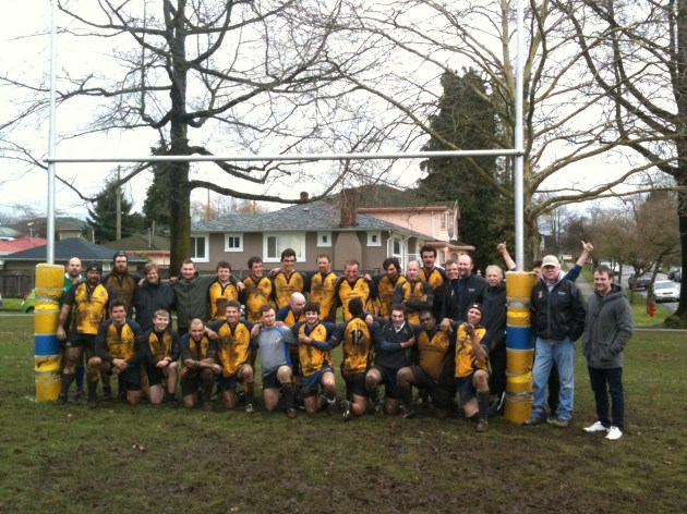 Scribes Rugby Club