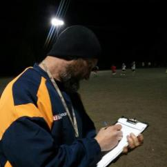 Scribes Rugby Club Coach Doug.