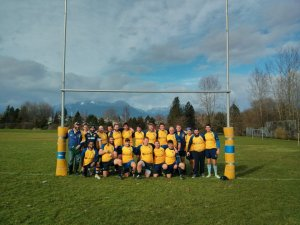 Scribes Rugby Club Vancouver