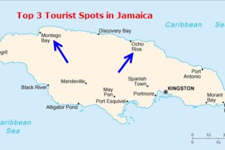 map of jamaica 3a