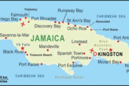 map of jamaica 300x160