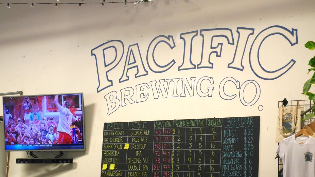 Pacific Brewing 1 year Anniversary 05