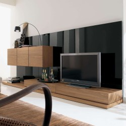 Serene Fireplace Long Tv Stand Cheap Nature Wood Big Screen Tv Stand Wall Mounted Living Room Throughout Long Tv Stands Furniture Long Tv Stand