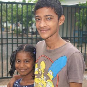 Joshna en Yugandhar
