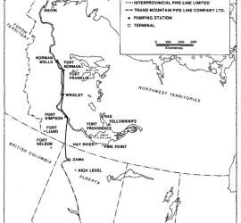 norman-wells-pipeline-map