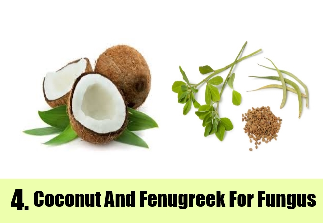 Coconut And Fenugreek