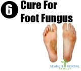 6 Cure For Foot Fungus