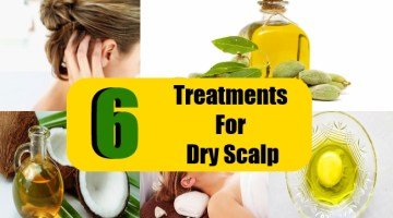6 Treatments For Dry Scalp