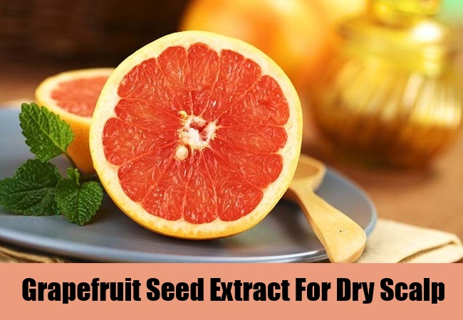 Grapefruit Seed Extract For Dry Scalp
