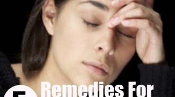5 Remedies For Adrenal Fatigue
