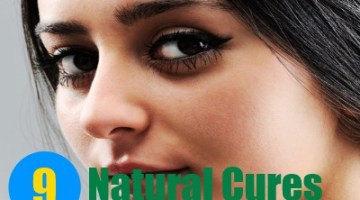 9 Natural Cures For Puffy Eyes