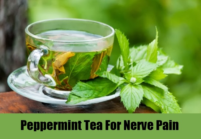 Peppermint Tea For Nerve Pain