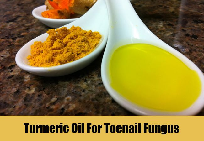Turmeric Oil For Toenail Fungus