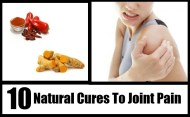 10 Natural Cures For Joint Pain