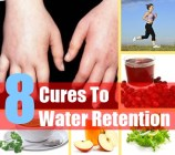 8 Cures To Water Retention