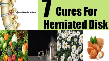 7 Cures For Herniated Disk