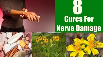 8 Cures For Nerve Damage