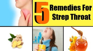5 Remedies For Strep Throat
