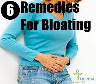 6 Remedies For Bloating
