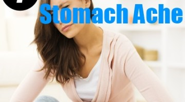 7 Remedies For Stomach Ache