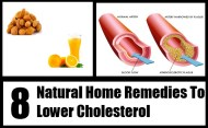 8 Natural Home Remedies to Lower Cholesterol