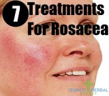 7 Treatments For Rosacea