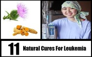 Top 11 Natural Cures For Leukemia
