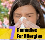 7 Remedies For Allergies