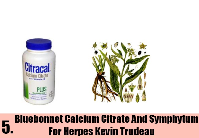 Bluebonnet Calcium Citrate And Symphytum