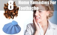 8 Home Remedies For Toothache