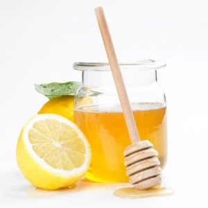 Water with Lemon and Honey