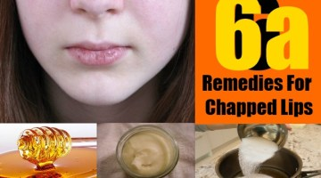 6 Remedies For Chapped Lips