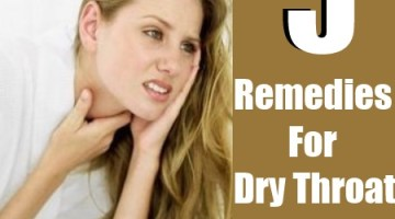 Remedies For Dry Throat