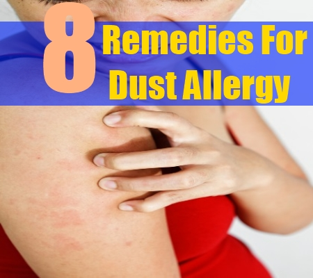 dust allergy