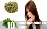 Top 10 Cough Home Remedies For Adults