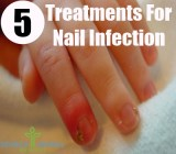 5 Treatments For Nail Infection