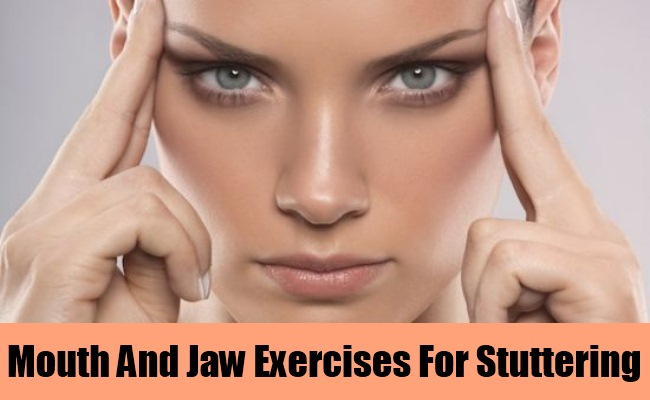 Mouth And Jaw Exercises